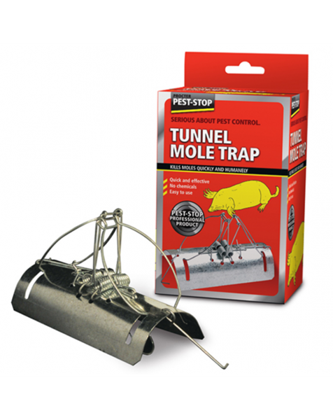 Picture of TUNNEL MOLE TRAP